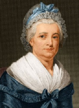 Our 1st, First Lady: Martha Washington's Leadership Examples