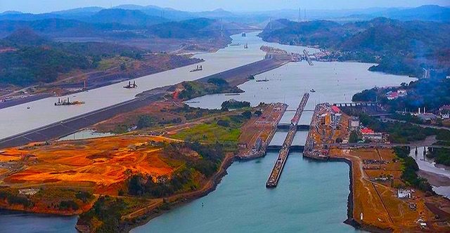 Inspirational Achievement of the Panama Canal