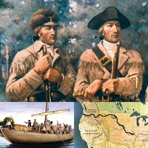 LouisClarkBlog Corps Of Discovery Lewis And Clark Map on corps of discovery members, william and clark map, corps of discovery on the map,